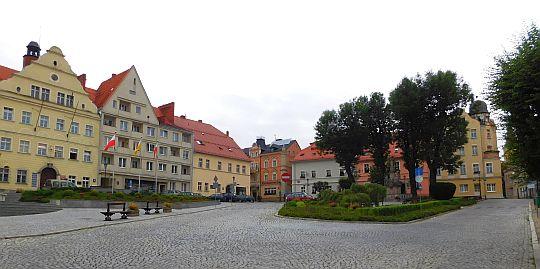 Dusznicki rynek.