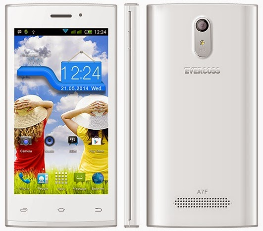 Evercoss A7F Smartphone Android Murah Rp 800 Ribuan