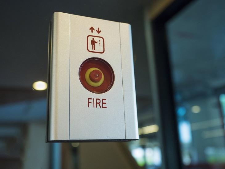 Modern fire alarm