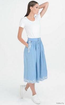 Faldas Casuales