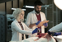 Rose McIver and Rahul Kohli in iZombie Season 3 (12)