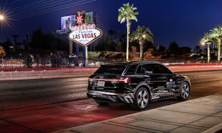 Audi e-tron Virtual Reality CES 2019