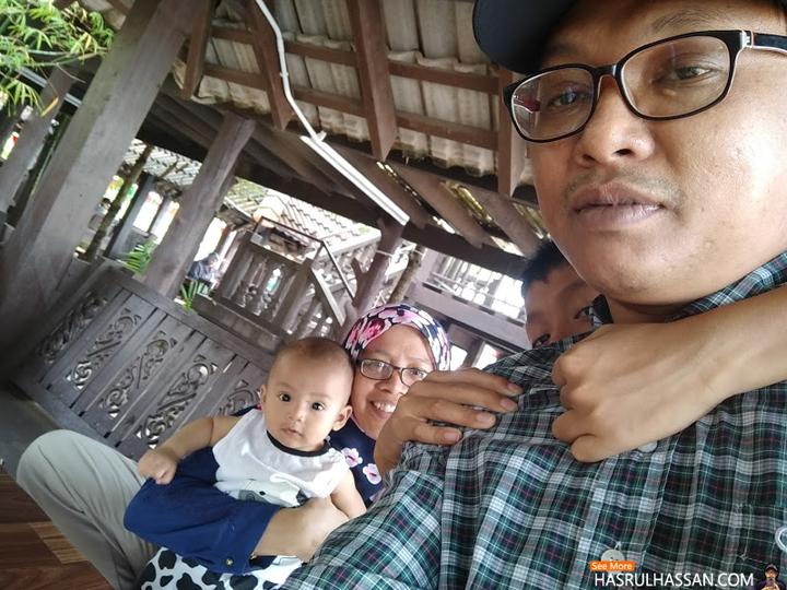 Makan Makan di Restoran Mat Top Sungai Petani, Kedah