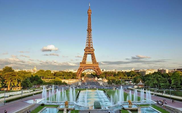 Primeiro dia do roteiro de 5 dias em Paris