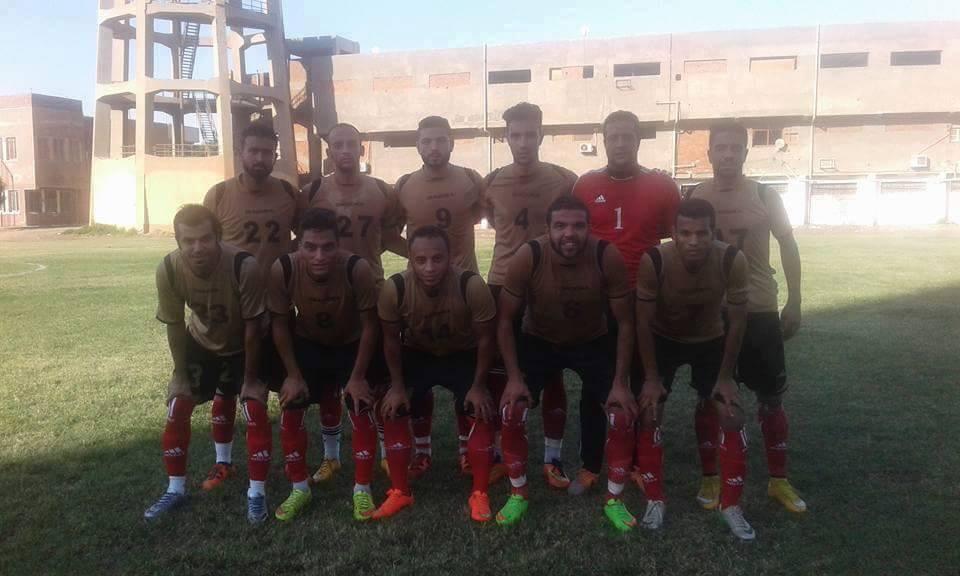 المنيا يفوز على شباب ناصر ملوي وديا استعداداته للموسم الجديد لدورى القسم الثانى