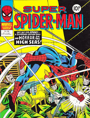 Super Spider-Man #296