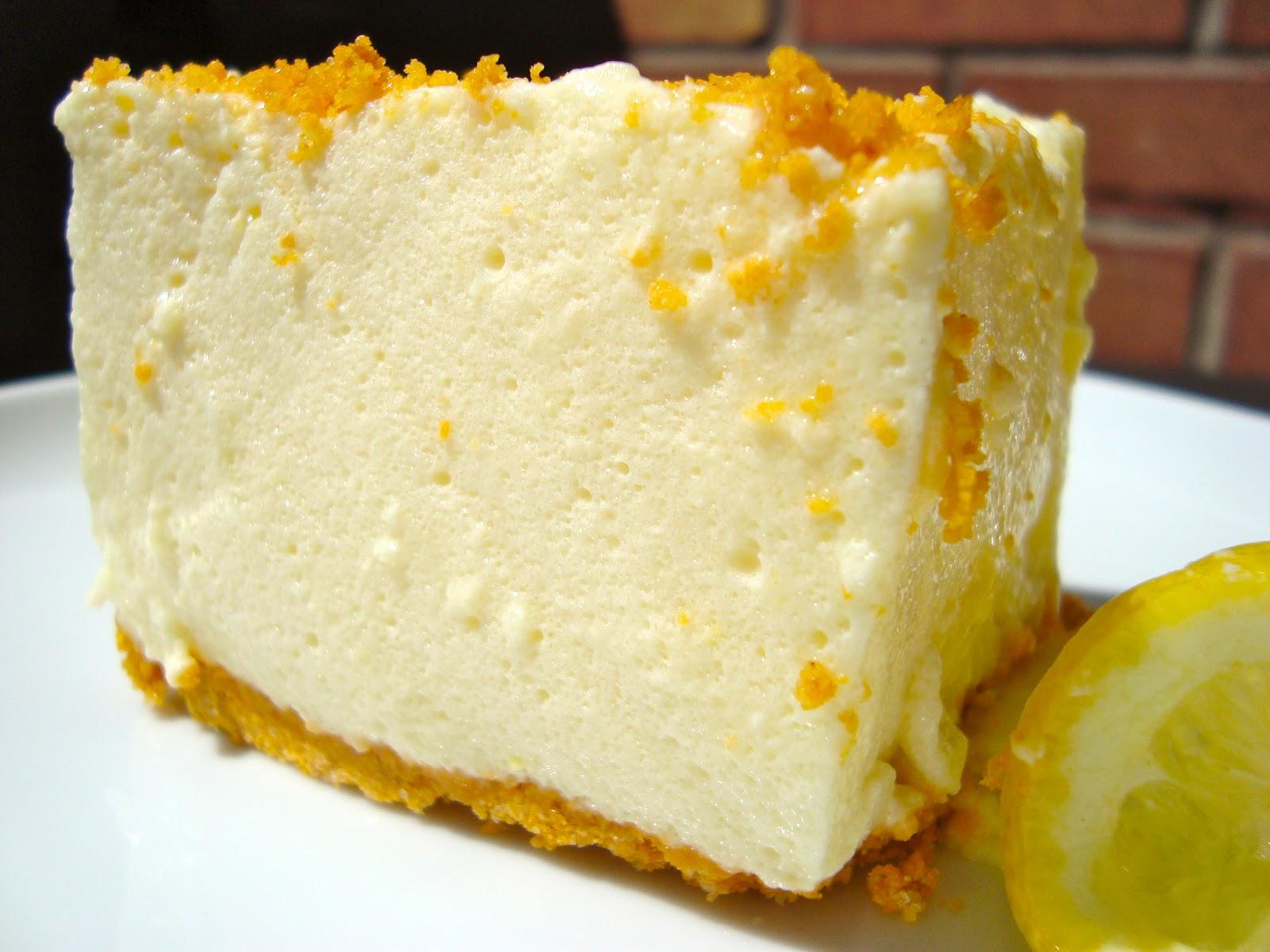 The Caker Lemon Cake