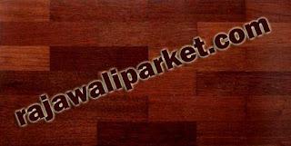harga lantai parket kayu Merbau ukuran per meter