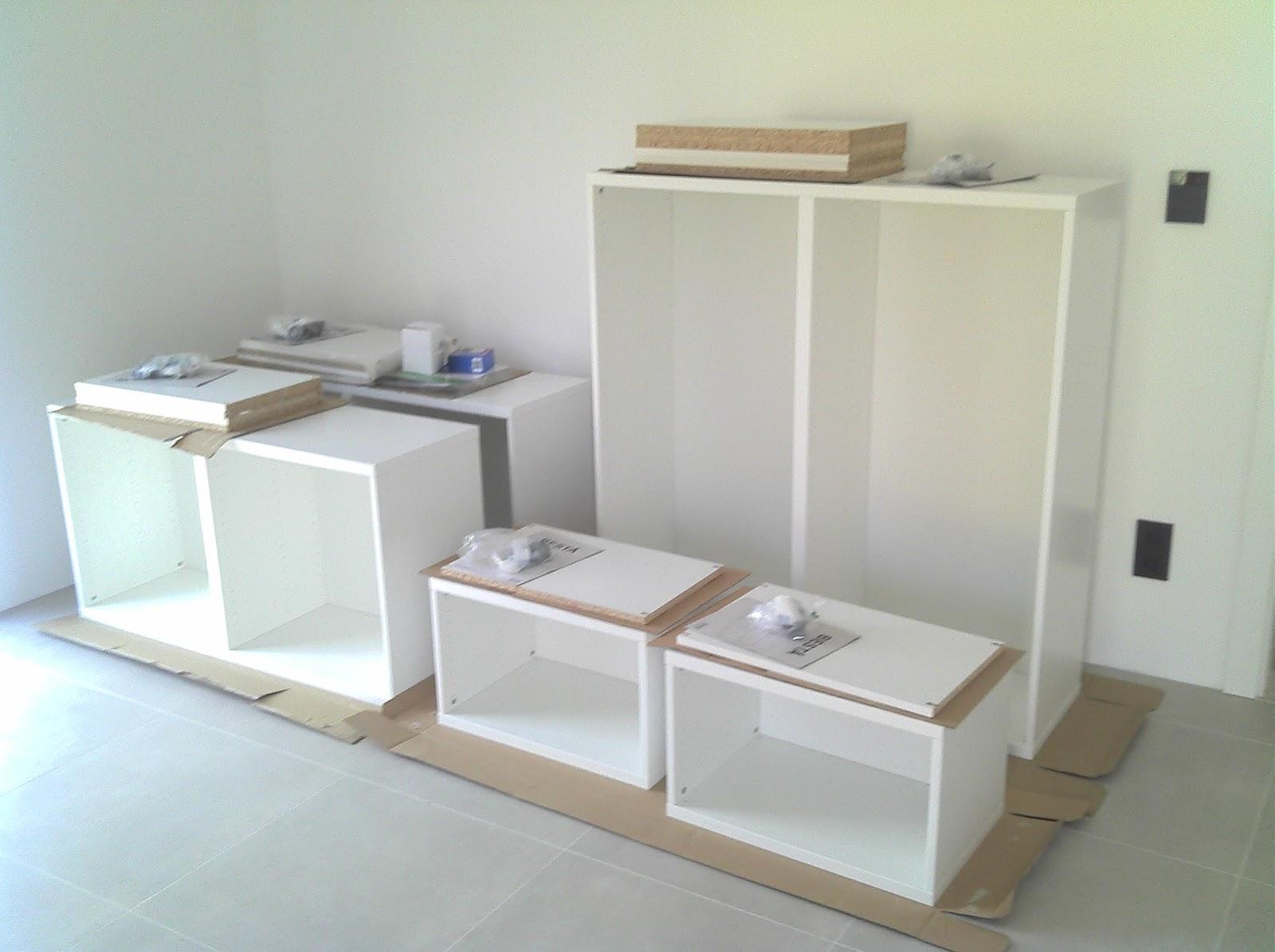 hausbau das tor zur h lle der m belaufbau 4. Black Bedroom Furniture Sets. Home Design Ideas