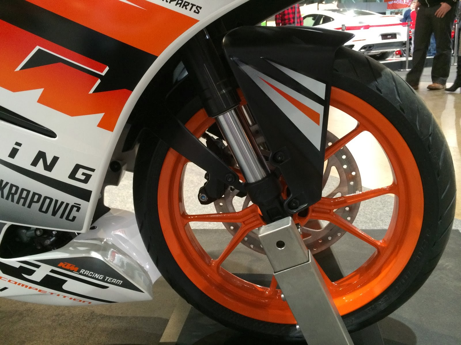 Project Ktm 690 Enduro R The Motorcycle Show