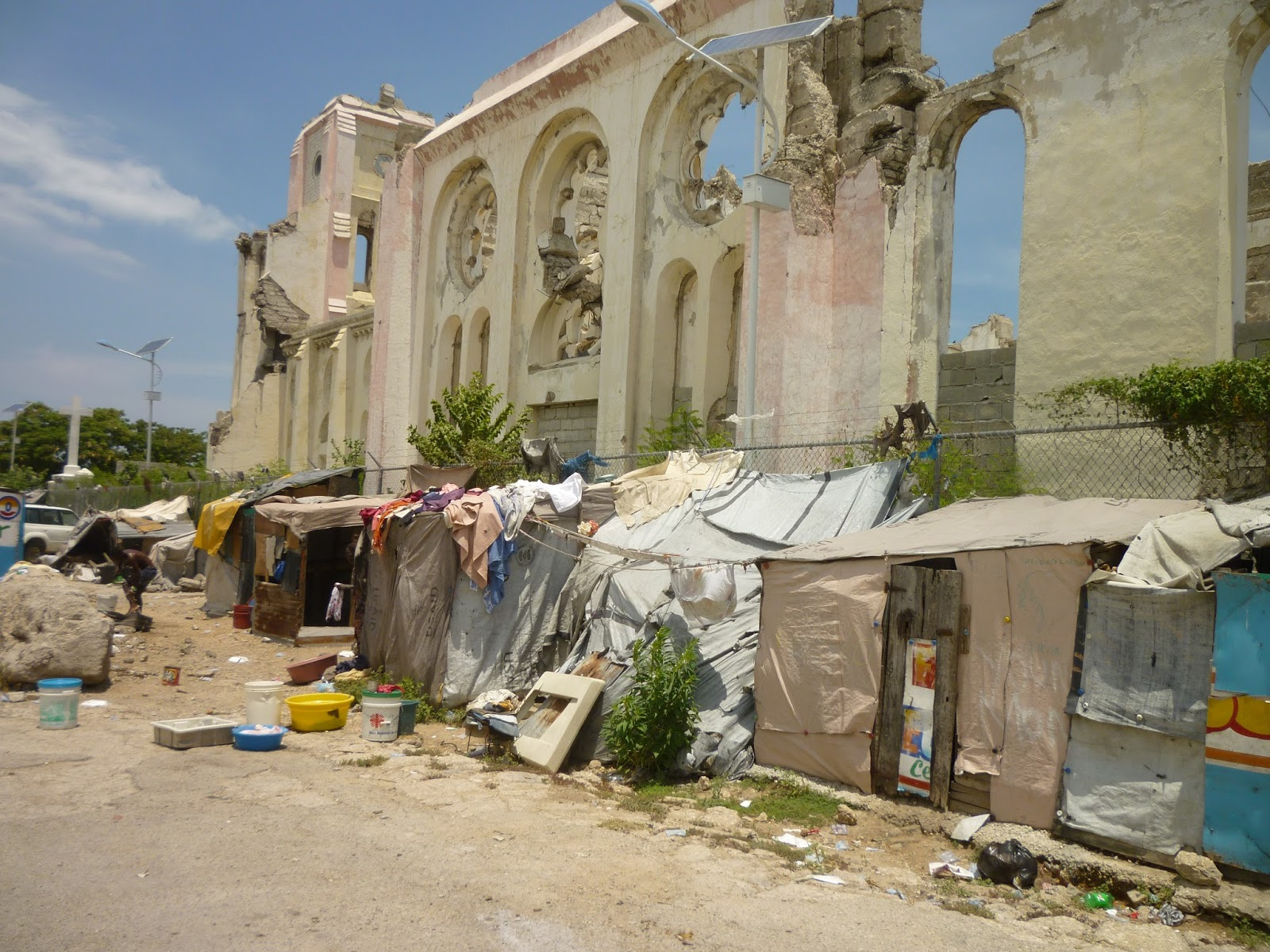 El Rincón Africano De Josean Haití En Siete Palabras