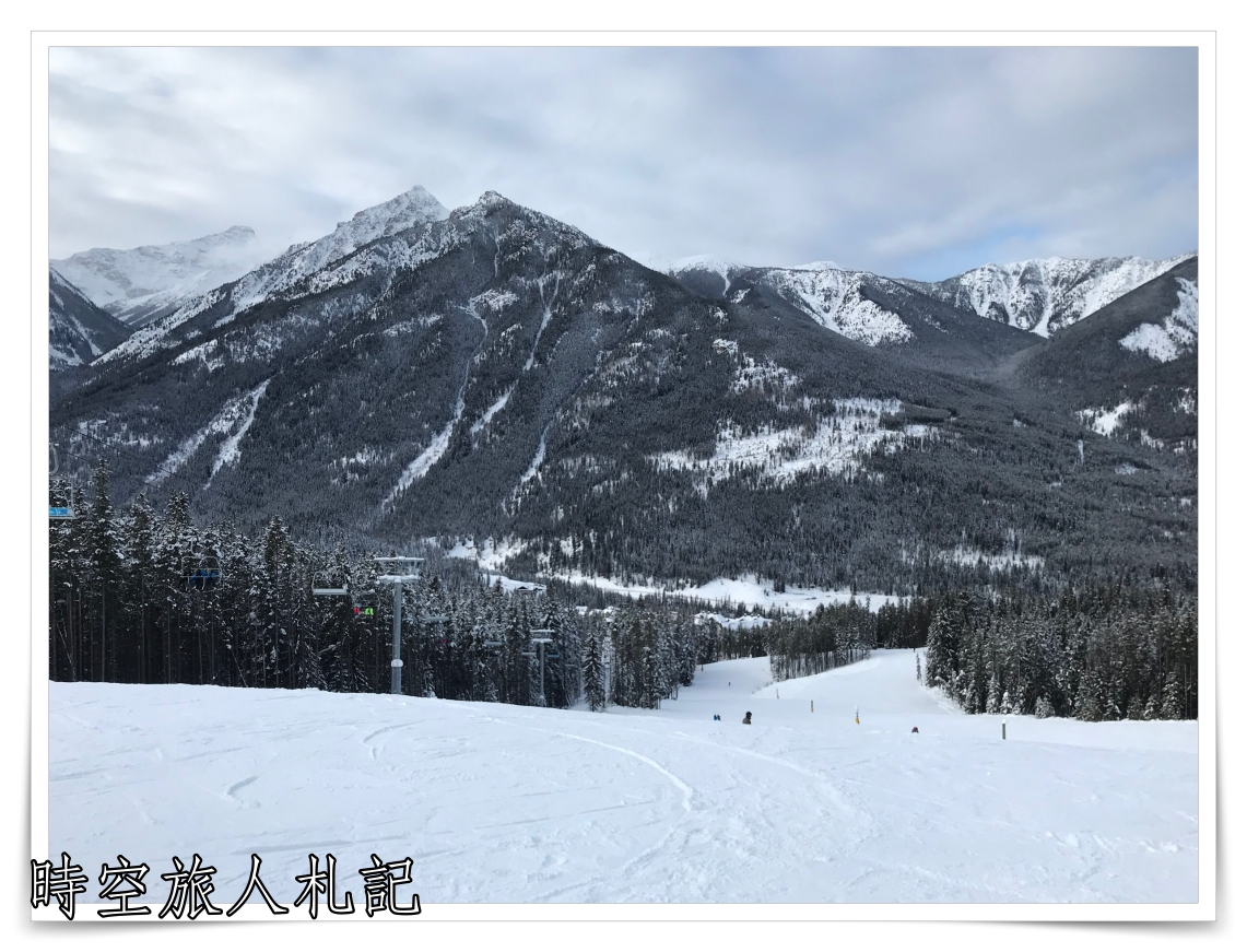 加拿大滑雪假期: Panorama Mountain Resort