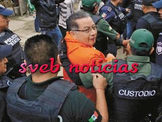 SALE del penal de Pacho Viejo Flavino Ríos continuará proceso en su casa