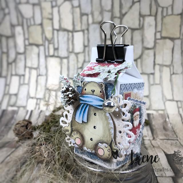 Gummiapan Snow Bear | By Irene