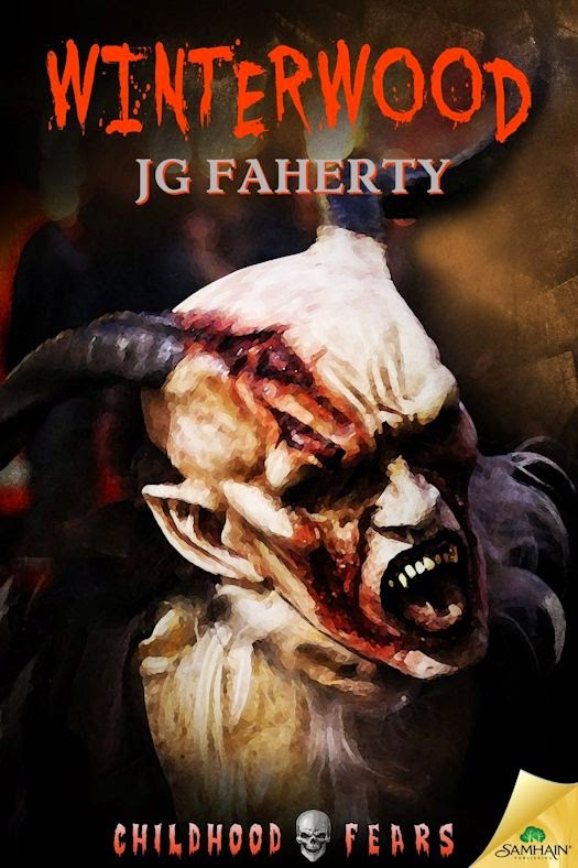 Guest Blog by JG Faherty - A Discussion of Horror? - June 25, 2015