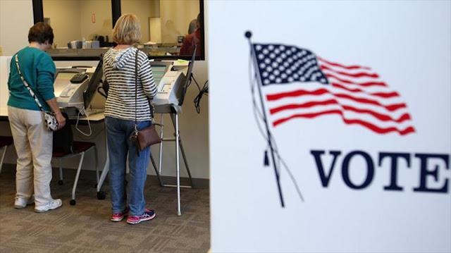 EEUU admite que su sistema electoral es vulnerable a ciberataques