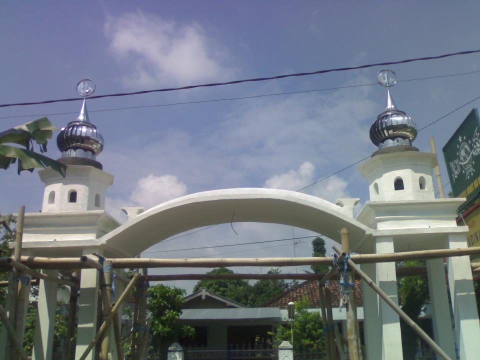 CV CAHYO UTOMO KUBAH  spesialis kubah masjid moderen