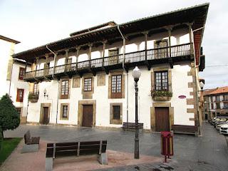 Palacio de los Valdés; Villaviciosa; Asturias