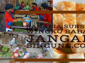Rahasia Sukses Bisnis Wingko Babat,Dari Modal RP.20 Ribu Hingga Hasil Kan Jutaan Rupiah - Responsive Blogger Template