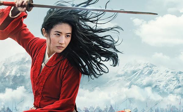 Crítica: !!Mulan!!