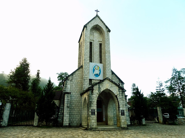 iglesia sa pa