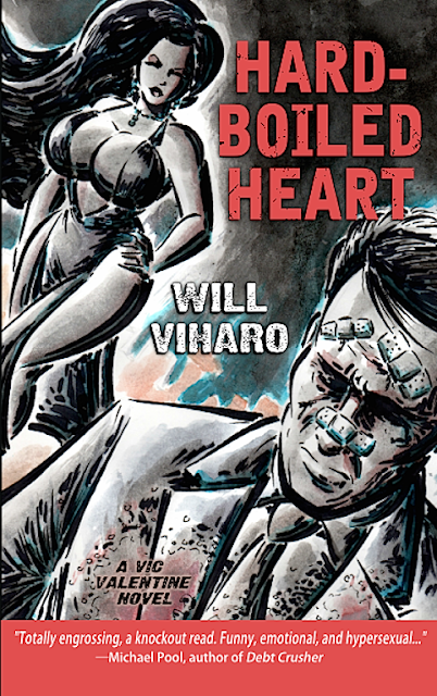 Update Hard Boiled Heart Now On Sale In Print And Kindle Editions Order Here You May Have Noticed If You Follow This Blog That My Posts Have Become