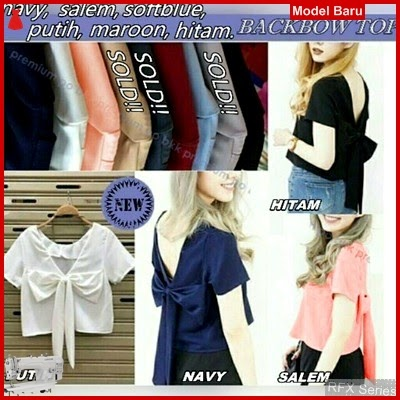RFX064 MODEL BACKBOW TOP FIT TO L BMG SHOP MURAH ONLINE