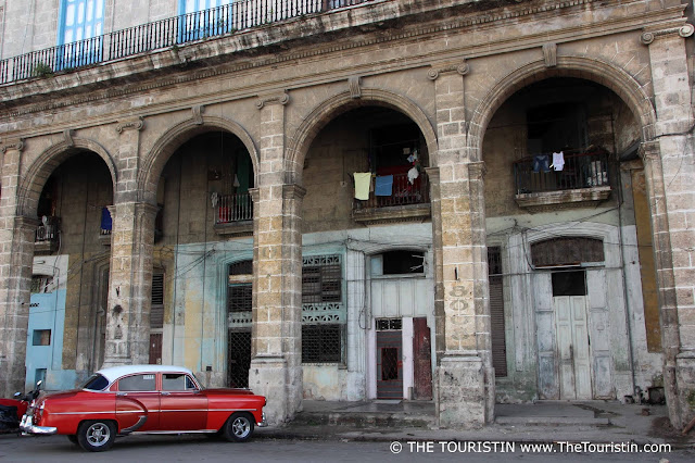 classic car vieja havana cuba the touristin