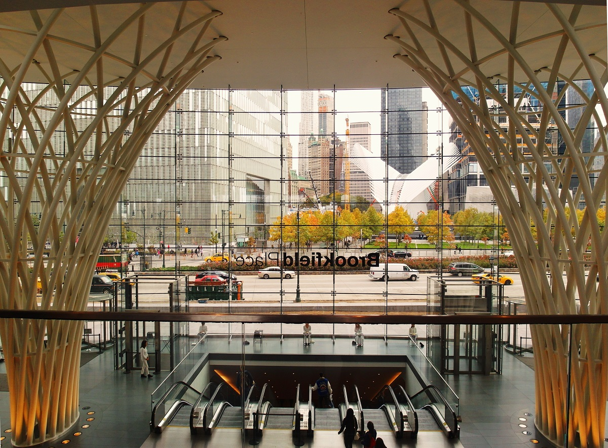city lover reser new york med arkitektens ögon