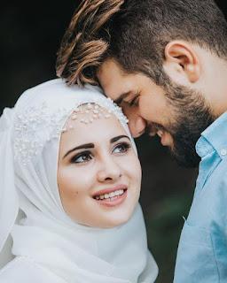 muslim romantic couple pic hd