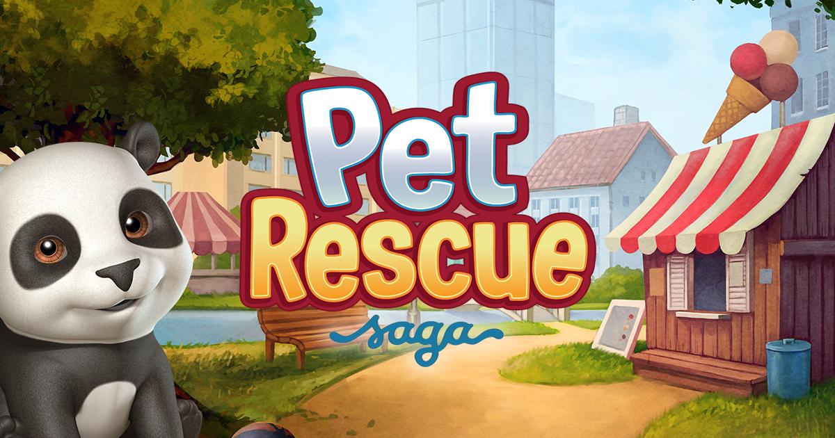 PET RESCUE SAGA - Andriod apps & Games