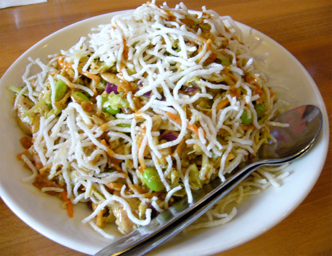 Recipe For Thai Salad From California Pizza Kitchen