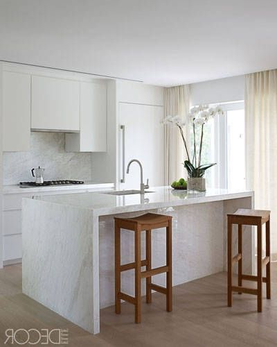 Elegantly Scandinavian Kitchen
