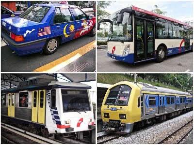 Jenis Pengangkutan Awam Di Malaysia Mobile