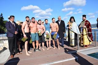 ΜΕ ευλάβεια εορταστήκαν τα Θεοφάνεια στο Δήμο Πύλου-Νέστορος