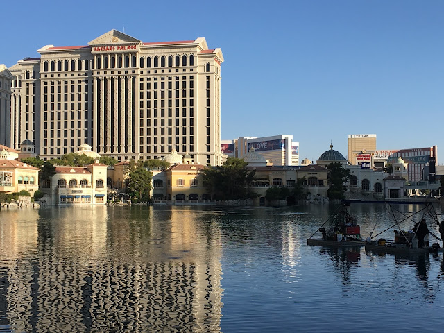 Second fishing at Bellagio