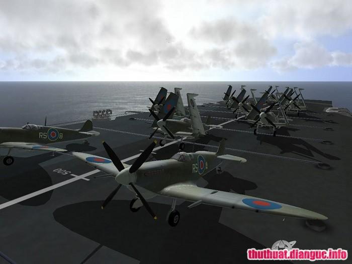 game may bay mo phong flight simulator