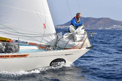 Philippe Péché contraint d'abandonner la Golden Globe Race