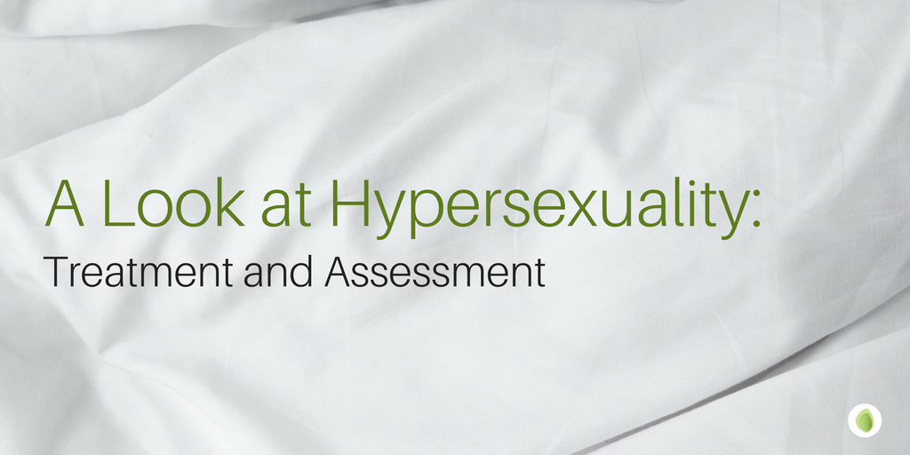 Hypersexuality treatment