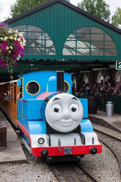 Celebrate Grandparents Day with Thomas Land, Drayton Manor Park