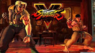 Street Fighter V Fight Wallpaper 2560x1440