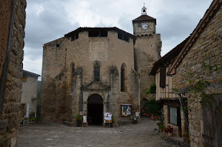 Penne. Eglise de Sainte Catherine