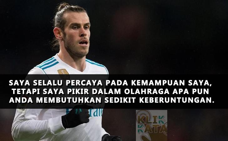 Kata Kata Hebat Penuh Motivasi Dari Gareth Bale