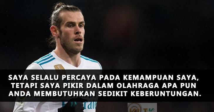 Kata Kata Hebat Penuh Motivasi Dari Gareth Bale Klik Kata Untuk