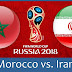 Morocco vs Iran Full Match Replay 15 June 2018