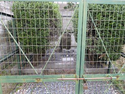 一休生母の墓(下三ツ島公園内)