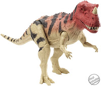 Mattel Jurassic World Toys Roarivores Ceratosaurus 01