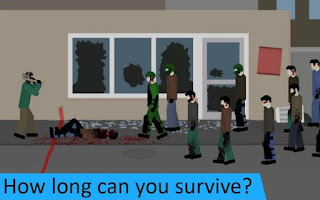 Games Flat Zombies: Defense. Free App