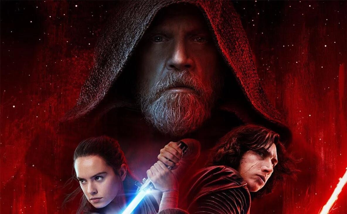Star wars : The Last Jedi new trailer.