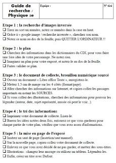 Guide de recherche